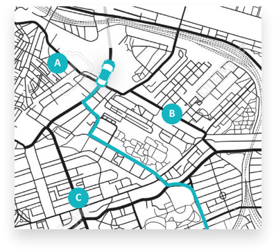 mobypark map car